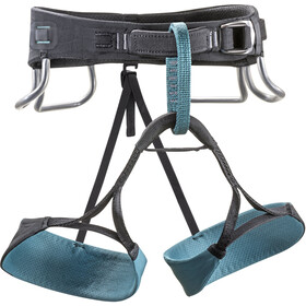 Black Diamond Zone Harness Women dark caspian